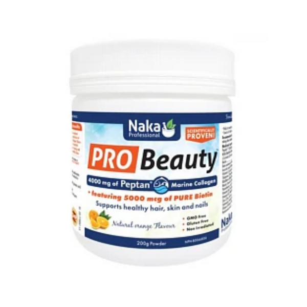Naka Pro Beauty Powder 250g