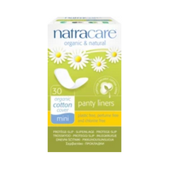 Natracare Mini Breathable Line Pads 30