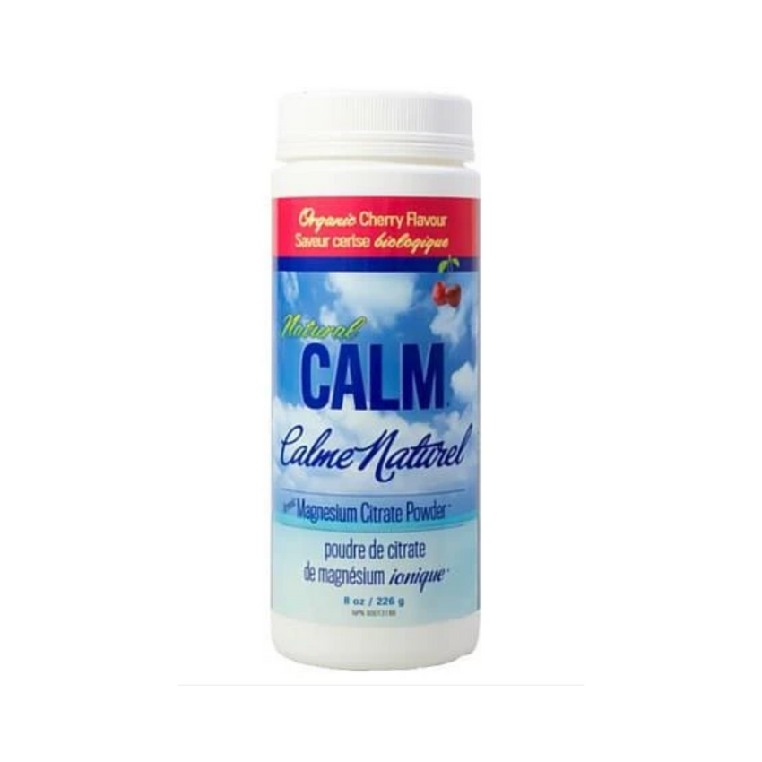 Natural Calm Magnesium Powder Cherry 226g