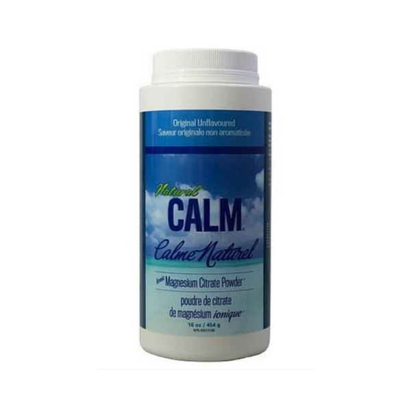 Natural Calm Magnesium Powder Original 454g