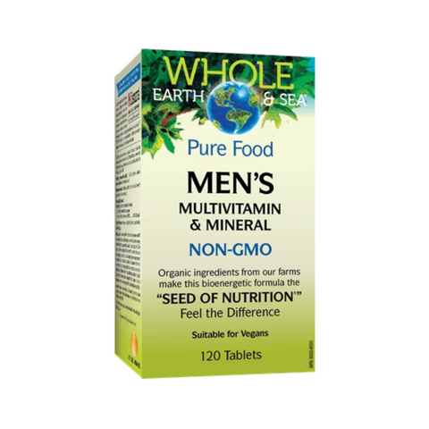 Natural Factors Men's Multi 120T