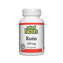 Natural Factors Rutin 250MG
