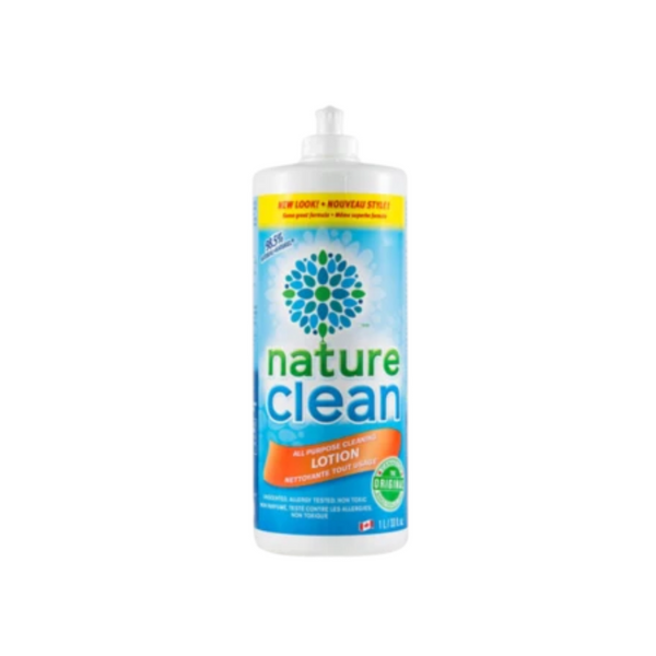 Nature Clean All Purpose Cleaning Lotion Unscented 1L