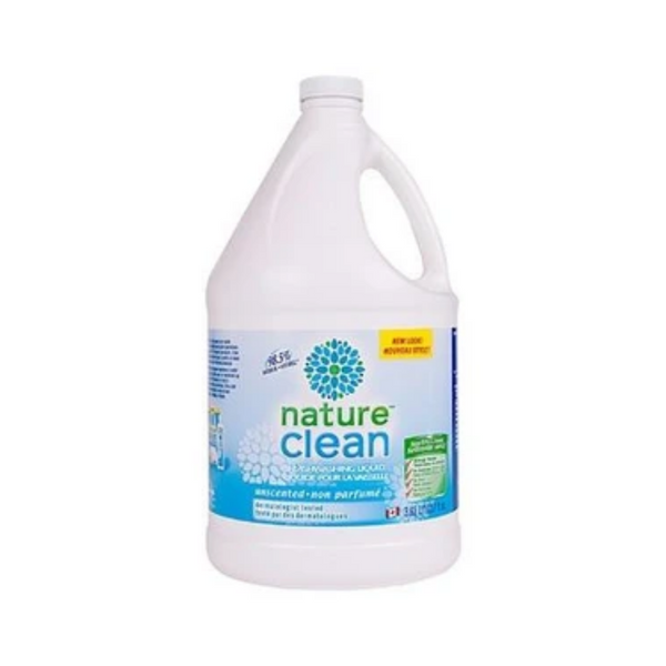 Nature Clean Dishwash Liquid 3.63L