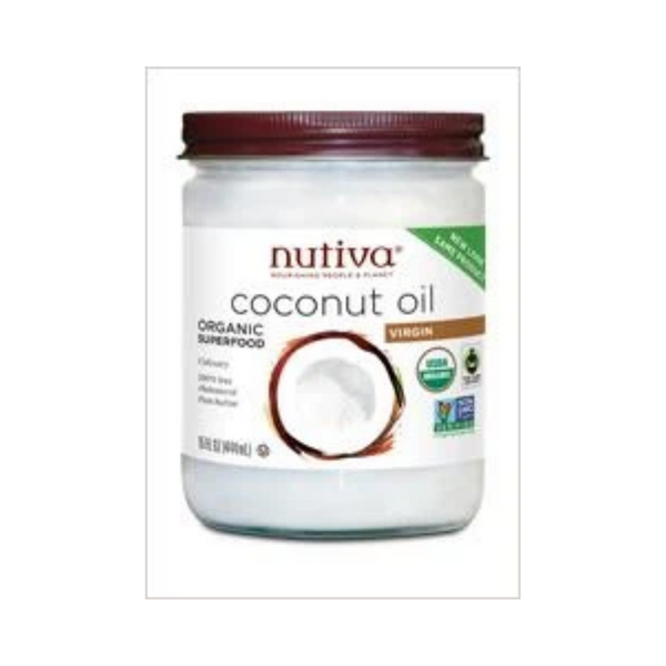 Nutiva Coconut Oil 444ml