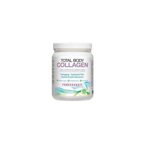 Natural Factors Total Body Collagen Pomegranate 500G