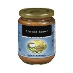 Nuts To You Nut Butter Inc. Alomnd Butter (CRUNCHY) - 365G