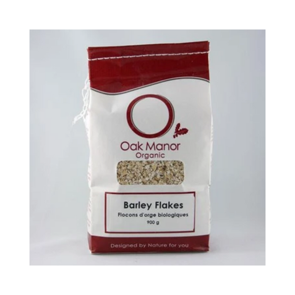 Oak Manor Barley Flakes 900g