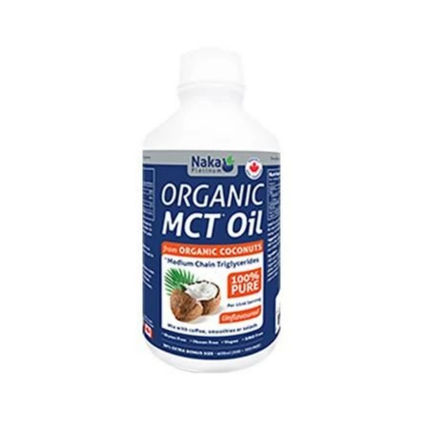 ORGANIC MCT OIL 270ml