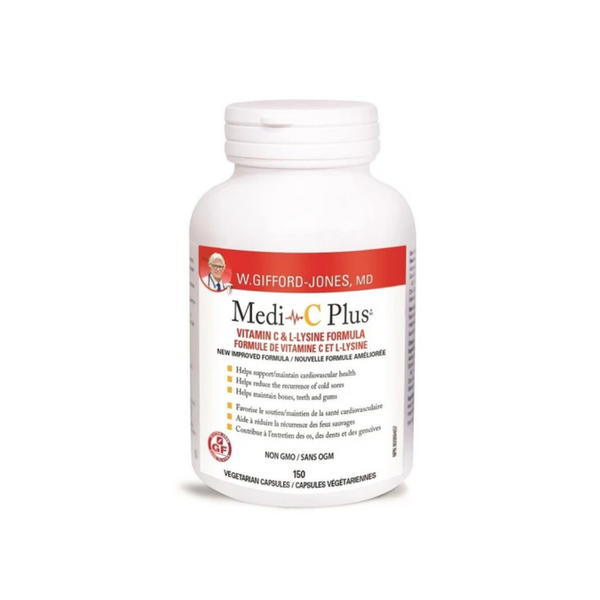 Preferred Nutrition Medi-C Plus w/Magnesium 150Vcaps*
