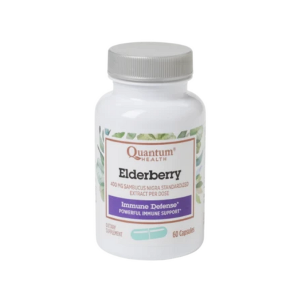 Quantum Health Elderberry Extract 60caps