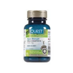 Quest Triple Strength Glucosamine Sulfate 60tabs