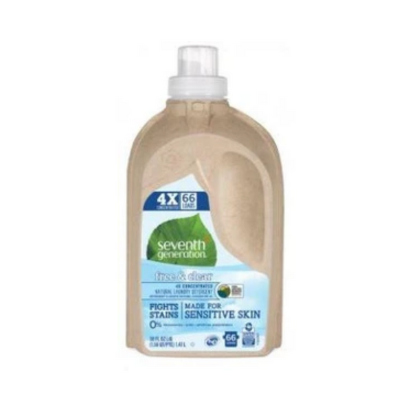 Seventh Generation Natural 4X Concentrated Laundry Detergent 1.47L