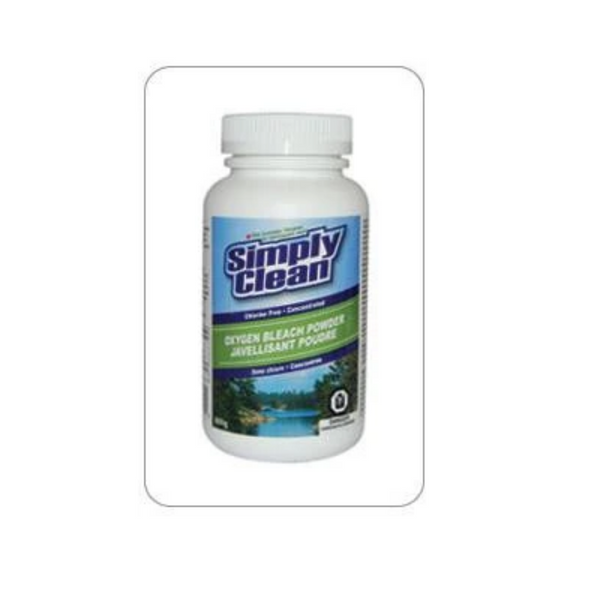 Simply Clean Oxy Powder Bleach 600g