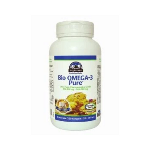 Summit Bio Omega-3 Pure 200Softgels