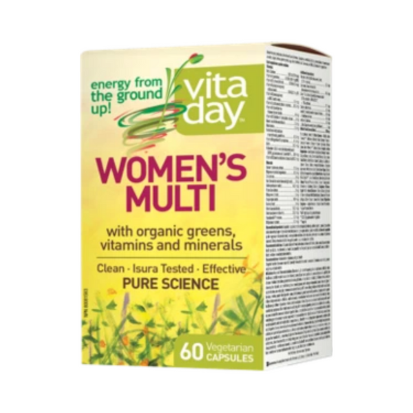 VitaDay Women's Multi 60Vcap