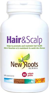 New Roots Hair & Scalp 60softgels