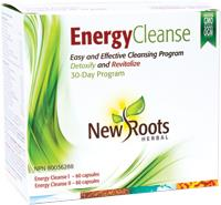 New Roots Energy Cleanse 30 Day Kit
