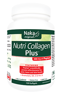 Naka Nutri Collagen 120Caps