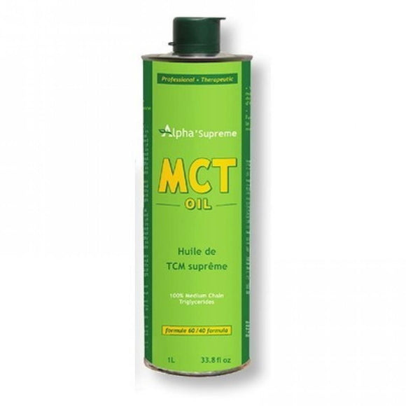 Alpha Supreme MCT Oil 1L*