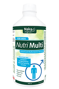 Naka Nutri Multi For Men 900ML