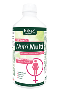 Naka Nutri Multi For Women 900ml