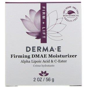 Derma E Firming DMAE Moisturizer with Alpha Lipoic Acid and C-Ester 56 g