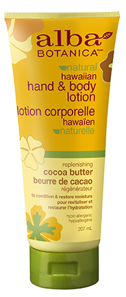 Alba Botanica Hawaiian Hand & Body Lotion 207ml
