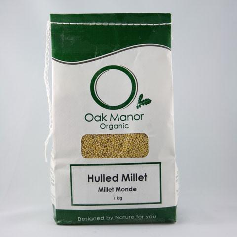 Oak Manor Hulled Millet 1kg