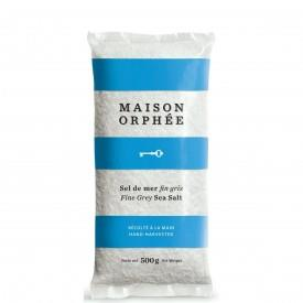 Maison Orphee Fine Grey Sea Salt 500G