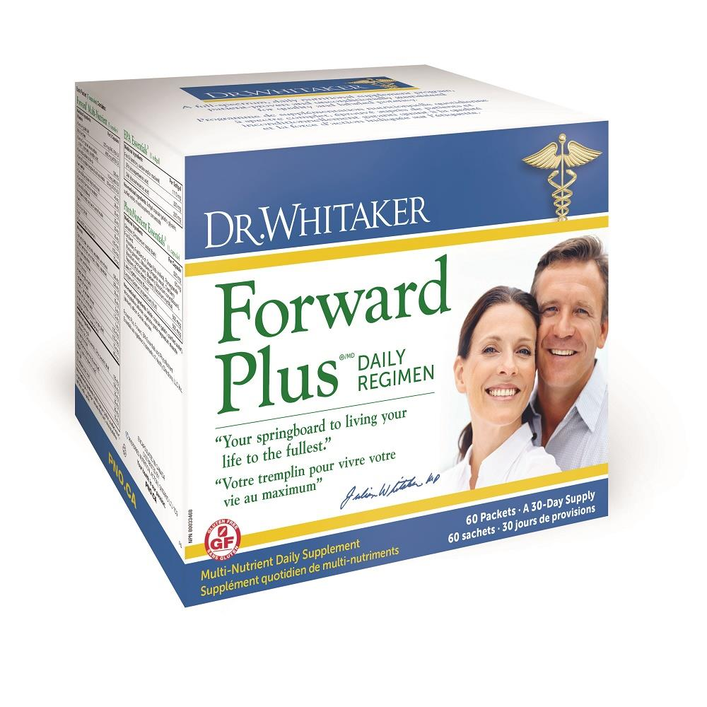 DR. WHITAKER Forward Plus 60pkgs*