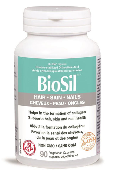 PREFERRED NATURALS Biosil 90caps*