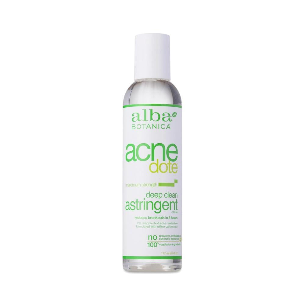 ALBA Acnedote Deep Clean Astringent 177ml