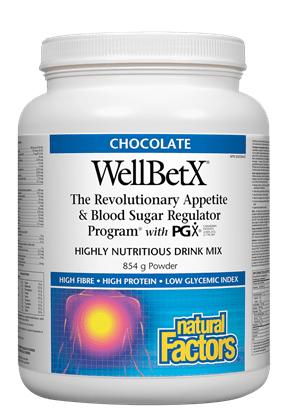 Natural Factors WellBetx Vanilla Revolutionary