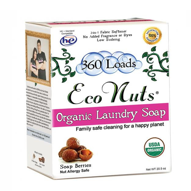 Eco Nuts Soap Nuts 360 Loads