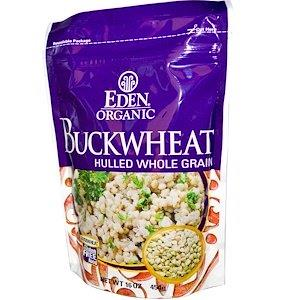 Eden Foods Organic Buckwheat Hulled Whole Grain 454G