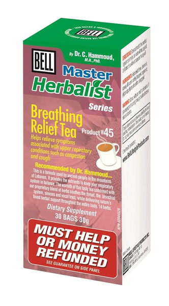 BELL Breathing Relief Tea 30bags