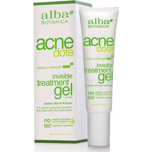 ALBA Acnedote Invisible Treatment Gel 14g