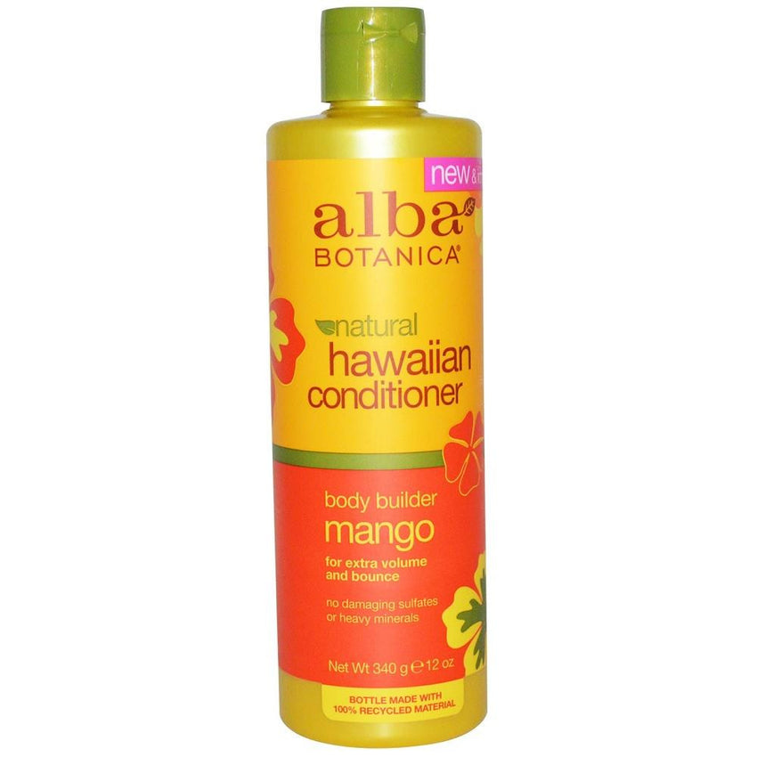 ALBA Body Builder Mango Conditioner 355ml