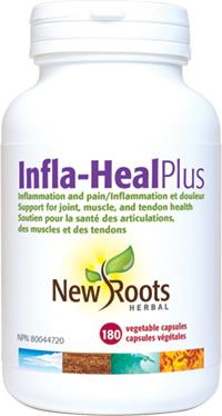 New Roots Infla-Heal Plus 180caps