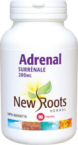 New Roots Adrenal 90caps