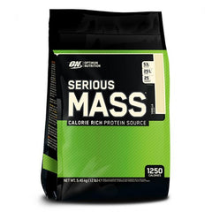 ON Serious Mass Vanilla 12lbs