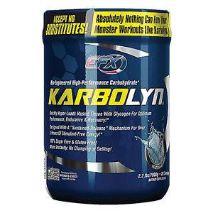 EFX Karbolyn Pre-Workout Fruit Punch 2lbs