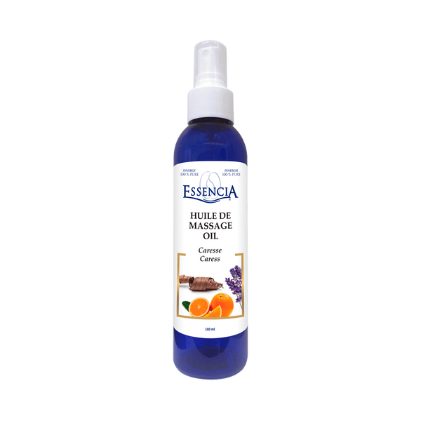 Essencia Caress Massage Oil 180ML
