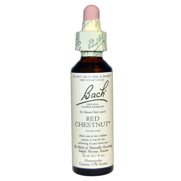 Bach Red Chestnut 20ml