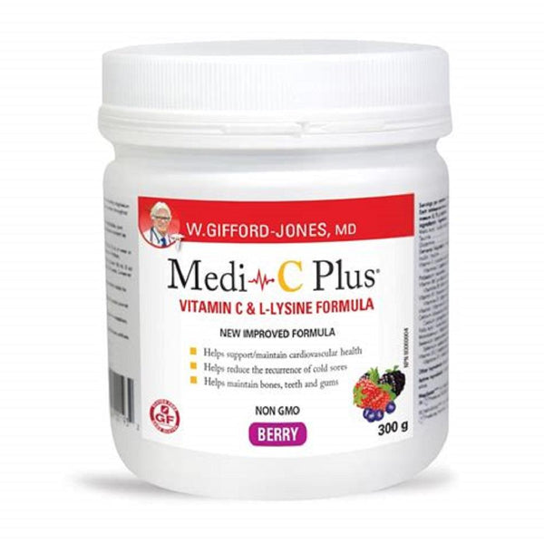 Preferred Nutrition Medi-C Plus Berry 300g