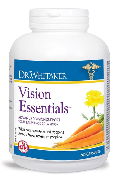 DR. WHITAKER Vision Essentials 240caps*