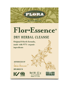 Flora Flor-Essence Dry Herbal Cleanse 63g