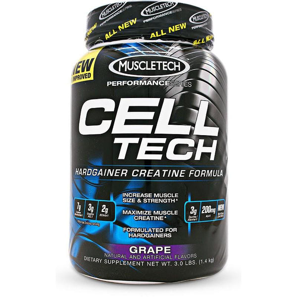 MuscleTech Cell Tech Grape 3lbs