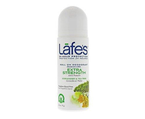 Lafe's Natural Deodorant Roll-On Extra Strength (Tea Tree) 71g